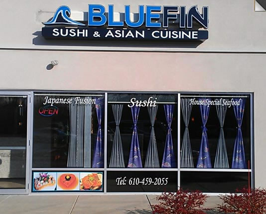 Dishes Photos, Bluefin Japanese Restaurant, Glen Mills, PA
